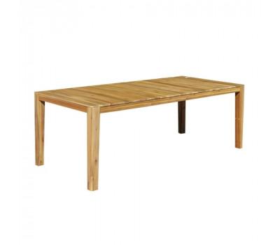 Обеденный стол AURA 215 см из дерева