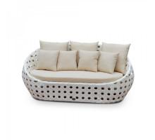 Плетеный диван KM-0015