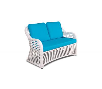 Двухместный диван Блисс из искусственного ротанга