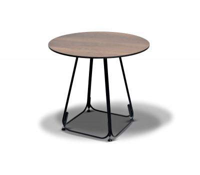 Журнальный стол Альберто Ø60см из HPL