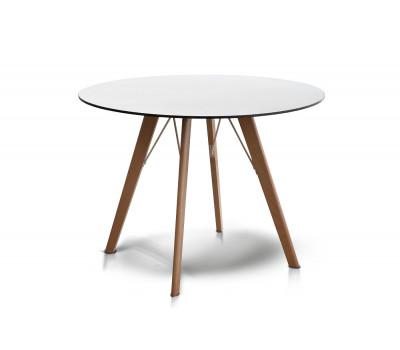 Стол Франческо Ø90см из HPL