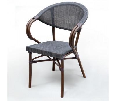 Кресло D2003S-AD64 Brown из искусственного ротанга