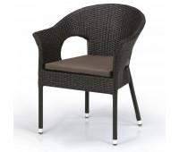 Кресло Y97B-W53 Brown