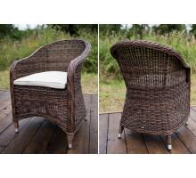 Кресло Равенна С коричневое