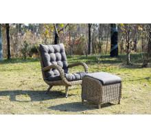 Кресло с пуфом Толедо