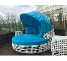 Модульный лежак Санторини
