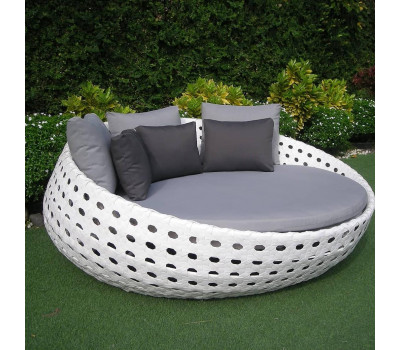 Кровать Sunlight (Санлайт) из искусственного ротанга