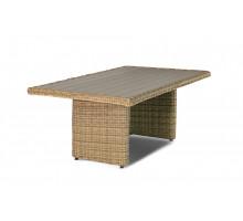 Плетеный стол Бергамо