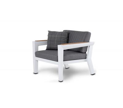 Кресло Фореста из алюминия