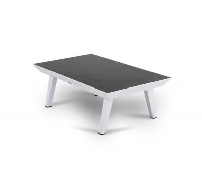 Журнальный столик Фореста из алюминия