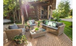 Немного о садовой мебели