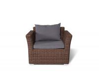 Кресло Капучино коричневое