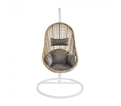 Подвесное кресло KM-2010 из натурального ротанга