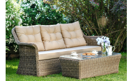 Что нужно знать о диванах из искусственного ротанга