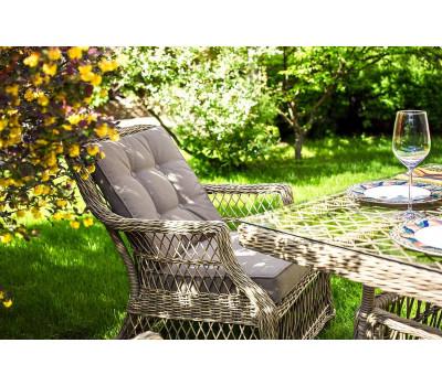 Кресло Oslo (Осло) из искусственного ротанга