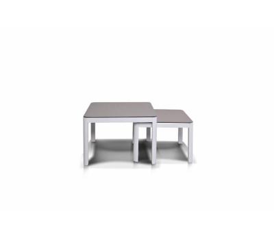 Журнальный столик Париж малый из искусственного ротанга
