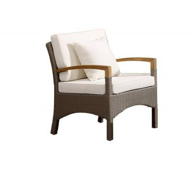 Кресло Верона из искусственного ротанга