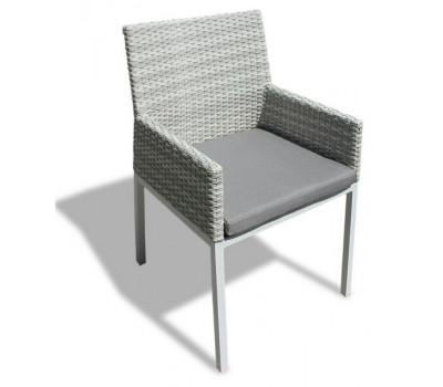 Плетеные стулья из искусственного ротанга. Кресло Aarhus (Орхус)