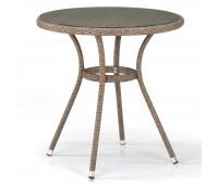 Стол T282ANT-W56-D72 Light Brown