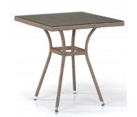 Стол T282BNT-W56-70x70 Light Brown