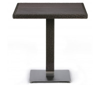 Стол T607D-W53-70x70 Brown