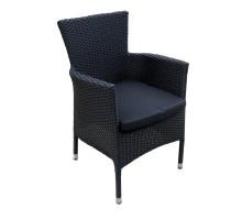 Кресло Aroma (Арома) черное