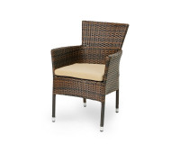 Кресло Aroma (Арома) темно-коричневое