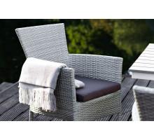 Кресло Aroma (Арома) светло-серое