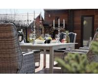 Комплект: обеденный стол Тоскана c креслами Верона