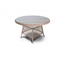 Плетеный стол Эспрессо
