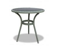 Стол Lotus серый 70 см