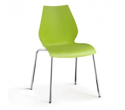 Стул пластиковый SHF-01-G Green