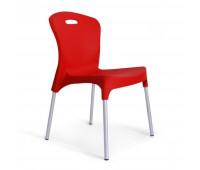 Стул пластиковый XRF-065-AR Red