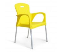 Стул пластиковый XRF-065-BY Yellow