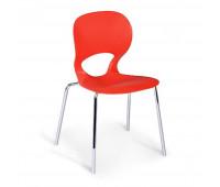 Стул пластиковый SHF-056-R Red