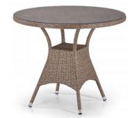 Стол T197AT-W56-D90 Light Brown