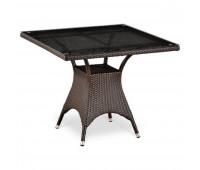 Стол T220BBT-W52-90x90 Brown