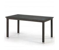 Стол T256B-W56-140x80 Brown