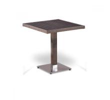 Стол T502DG-W1289-70х70 Pale