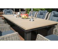 Обеденный стол Парклэнд коричневый