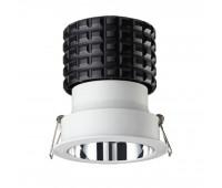 Встраиваемый светодиодный светильник NOVOTECH 357564 Turbine
