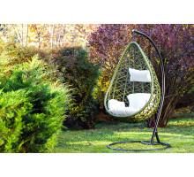 Подвесное кресло Aura (Аура) зеленое