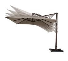 Зонт AFM 3 x 3 Beige