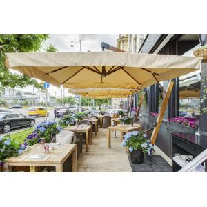 Уличные зонты, зонты для кафе, зонты для пляжа